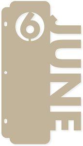Silhouette Design Store - View Design #29982: june divider