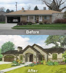 Read This Write Up Today Which Discusses Trilevel Home Remodel Ranch House Remodel Home Exterior Makeover Exterior Makeover
