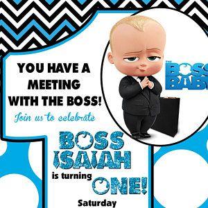 Boss Baby Birthday Invitation Number 3 3 Boss Baby Boss Etsy Baby Birthday Invitations Baby Boy Invitations Baby Birthday Invitation Card