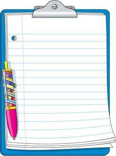 اجمل صور و خلفيات تصميم للكتابة عليها 2021 Notebook Paper Borders And Frames School Clipart