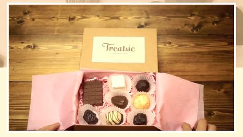 THE NEXT BIG THING: TREATSIE, A COUTURE CANDY OF THE MONTH CLUB