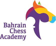 Chess, Pawn, Knight, Colourful Logo