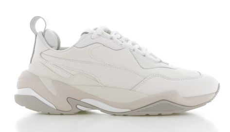 Puma Thunder Desert Wit Dames #puma #sneakers ...