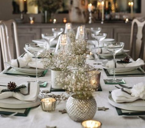 Silvester Tischdeko Fur Einen Zauberhaften Abend Archzine Net