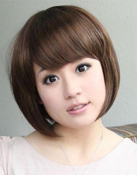 Jenis Potongan Model Rambut Untuk Wajah Bulat | Aplikasi ...