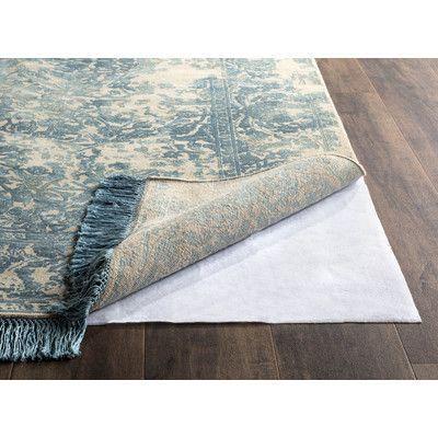 Safavieh Carpet On Carpet Rug Pad Rug Size 9 X 12 Rugsoncarpet Rugs On Carpet Area Rug Pad Rug Pad