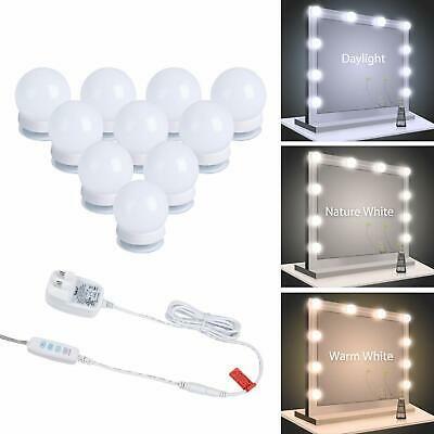 Details About Minetom Vanity Lights 10 Pcs Led Vanity Makeup