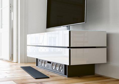 Spectral Brick Tv Meubel.Spectral Brick Tv Meubel Met Sound Sokkel Interieur Modern