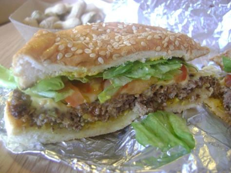 Little Cheeseburger From Five Guys Fast Food Reviews Fast