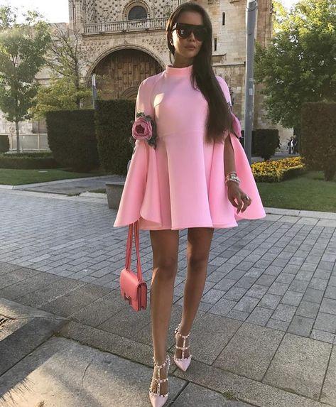 "viva_la_moda__) on Instagram: ""Think pink via"