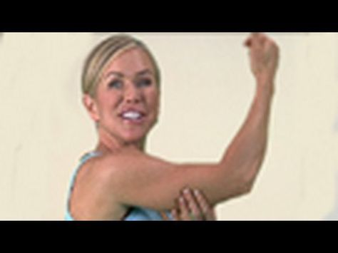 Flabby arms: How to tone your arms - Arm toning exercises