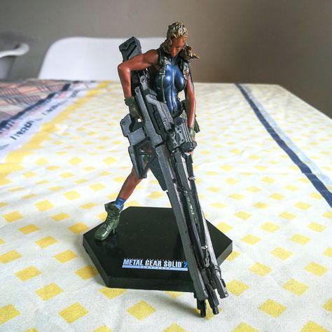 10 Ideas De Figuras Coleccionables Coleccionables Figuritas Metal Gear Solid 2