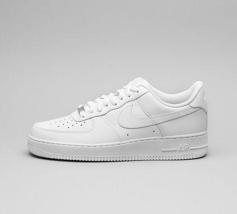 online store 9fd86 4813c Nike Air Force 1 Low Trainer   White   Footasylum