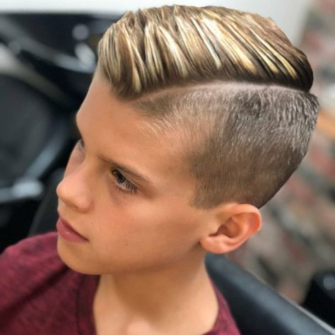 Men's Hair, Haircuts, Fade Haircuts, short, medium, long, buzzed, side part, long top, short sides, hair style, hairstyle, haircut, hair color, slick back, men's hair trends, disconnected, undercut, pompadour, quaff, shaved, hard part, high and tight, Mohawk, trends, nape shaved, hair art, comb over, faux hawk, high fade, retro, vintage, skull fade, spiky, slick, crew cut, zero fade, pomp, ivy league, bald fade, razor, spike, barber, bowl cut, 2020, hair trend 2019, men, women, girl, boy, crop