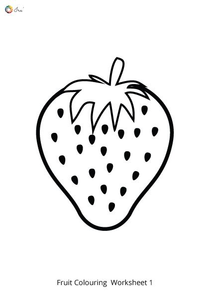 Free Downloadable Fruits Worksheet For Kids Ira Parenting In 2020 Fruit Names Fruits Images With Name Worksheets For Kids