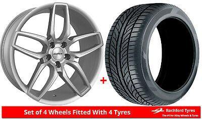 Details Zu Alloy Wheels Tyres 9 0x20 Calibre Cc U Silver 2754020 Economy Tyres Vw Touareg Vw Amarok Honda Ridgeline