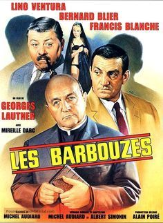 Les barbouzes (1964) de Georges Lautner
