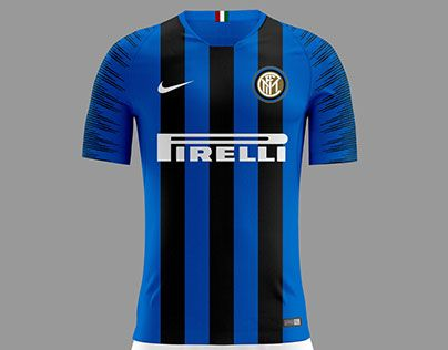 timeless design 31601 715aa Pin by Mul Bahtiar on Football Jersey Design | Milan ...