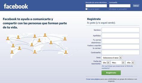 Accede de forma rapida y sencilla a Facebook iniciar sesion hotmail simplemente poniendo vuestro correo electronico Hotmail. Iniciar sesion Facebook en 2 pasos.