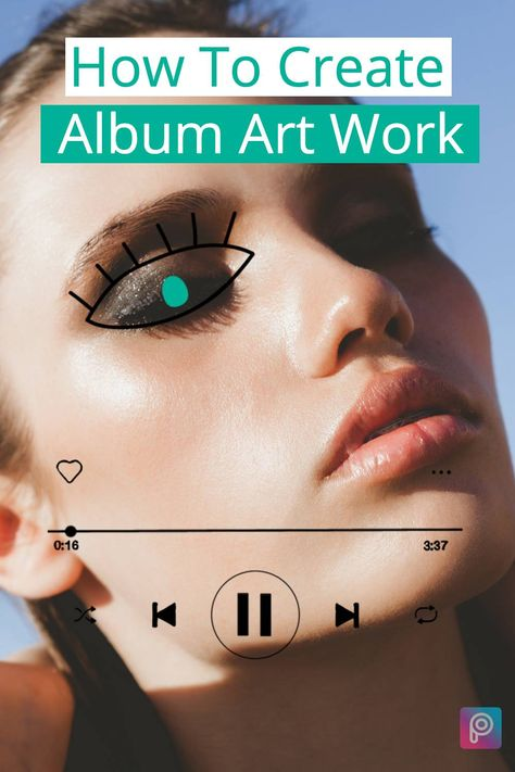 Whether you're a new artist looking for a way to create cover art for your latest music album or are just interested in recreating your favorite artist's album cover art, we're here to help you make it happen in no time! Editing your own album cover may seem like a complicated task, but the process is quicker and way more fun than you can imagine. #Album #Music #AlbumArt