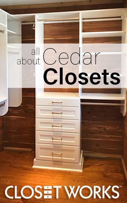 Cedar Closet Benefits Cedar Closet Cedar Room Diy Built In Shelves