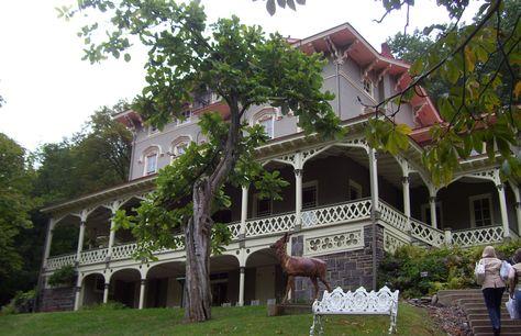 Asa Packer Mansion- Jim Thorpe