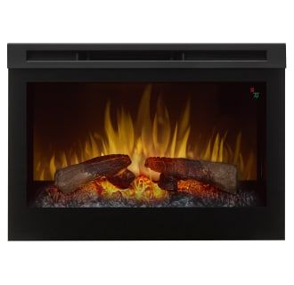 Dimplex Dfr2551l Black 1500 Watt 25 Inch Wide Built In Vent Free Electric Fireplace With Log Ember Media In 2020 Electric Firebox Dimplex Electric Fireplace Electric Fireplace