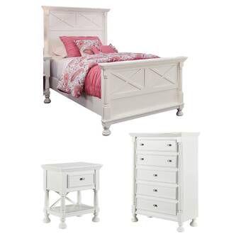 Gholston Panel Configurable Bedroom Set Childrens Bedroom Furniture Bedroom Sets Kids Bedroom Sets