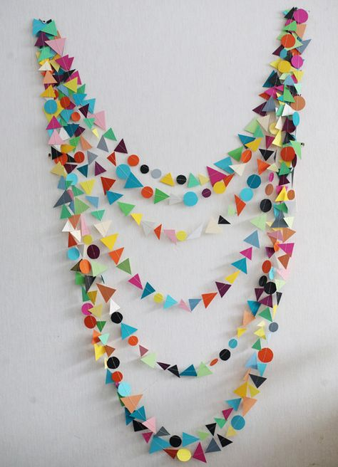 DIY-Ornament-geometric_garland_Christmas