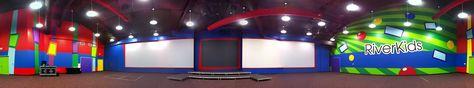 Worlds of Wow Blog: Creative Theme for Riverbend Church, Austin, TX