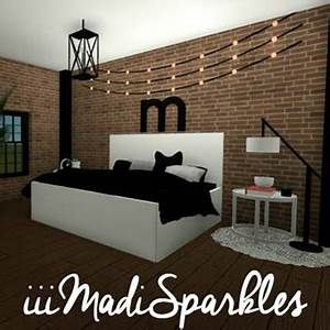 Bloxburg Master Bedrooms Yahoo Image Search Results Bedroom House Plans Aesthetic Bedroom Master Bedroom