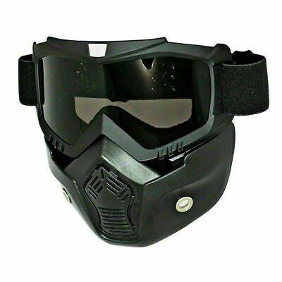 Ebay Advertisement Black Mx Goggles Motorcycle Motocross Mtb Off Road Dirt Riding Bike Glasses Open Face Helmets Motocross Goggles Riding Helmets