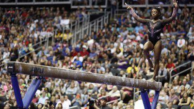 Thousands enjoy final day of US Gymnastics Championships
