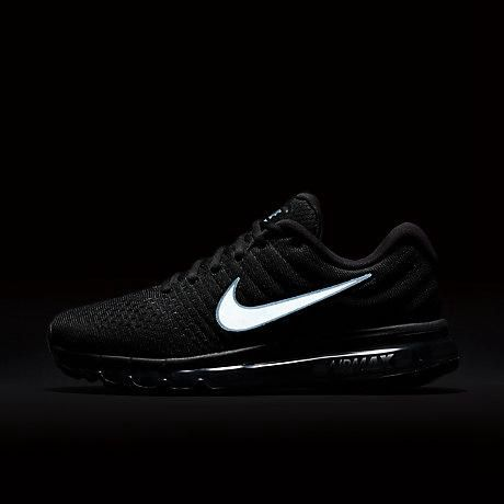 Factory Nike Air Max 2017 Black Anthracite White Sports