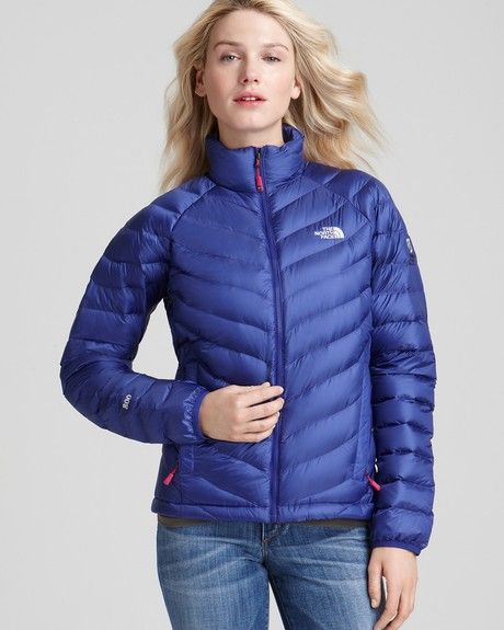 The North Face Blue Thunder Lightweight Down Jacket