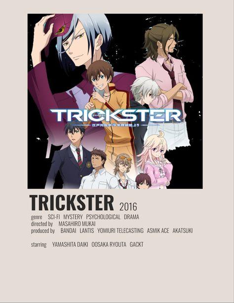 Trickster minimalist poster