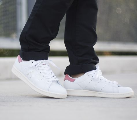 Adidas Sale Originals Stan Smith Ray Pink trainers for cheap
