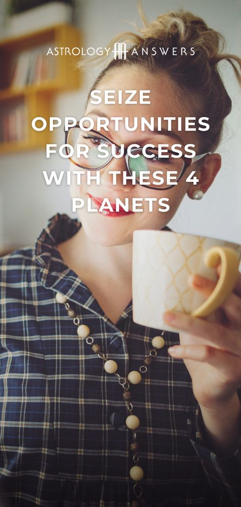 At this very moment, we are in a period that is heightened for potential #astrology success thanks to these four planets. If you've been looking for a time to push for positive opportunities, these planets have your back. #planets #astrologyplanets #toolsforsuccess #astrology #astrologyanswers #astrologyguidance