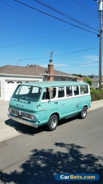 1967 Chevrolet G20 Van Chevrolet G20van Forsale Canada