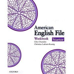 American English File Starter Workbook Psihologiya
