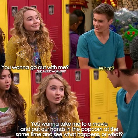 Maya og Lucas dating