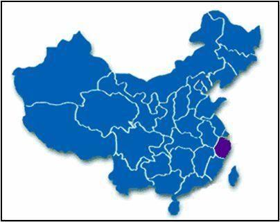 Carte De La Chine Carte De La Chine Perles De La Mer Et Parcs