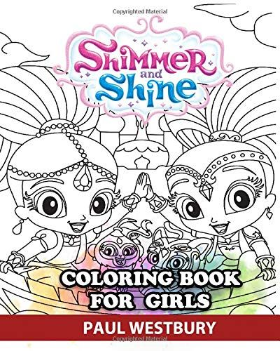 - Shimmer And Shine Coloring Book For Girls: Great Activity...  Https://www.amazon.com/dp/1793167583/ref=cm_… Book Girl, Coloring Books,  Shimmer And Shine Characters