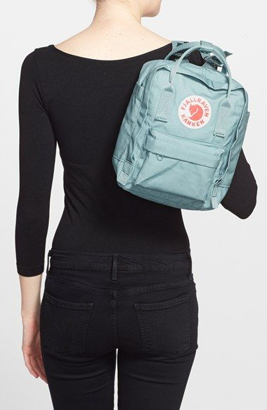 This practical and functional Fjällräven backpack is the perfect set up the set them up for success.