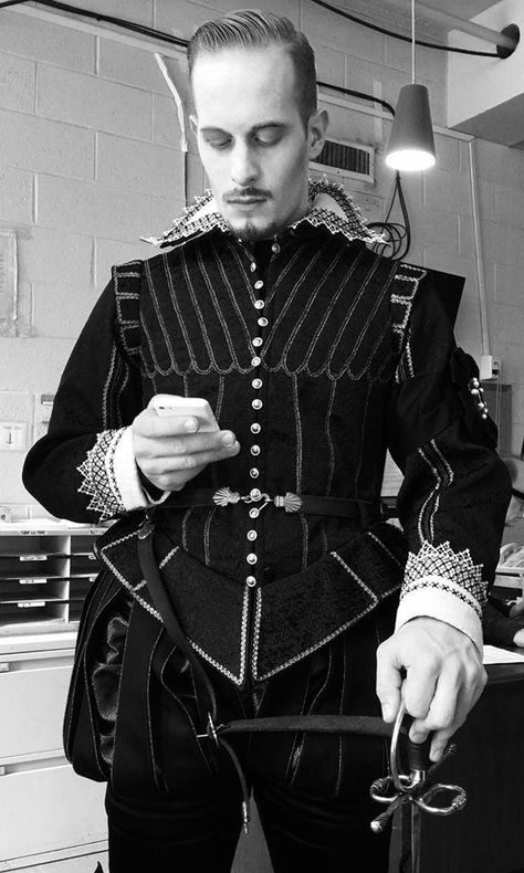 """Check out PMTM and IMTA Alum, Pat Stoffer! Pat is very busy, but recently was in """"Roberto Devereux"""", which was aired on PBS. Pat also has a few other upcoming projects including: 2 Ladies and a Giant's web series """"After"""", The Metropolitan Opera's new production of """"Der Rosenkavalier"""" with Renèe Fleming as the role of Leopold, an untitled WW2 pilot, and planning on filming the pilot for """"Plain, PA"""" early spring 2017!! Great work, Pat, and we are excited to see what all is in store! #PMTM…"""