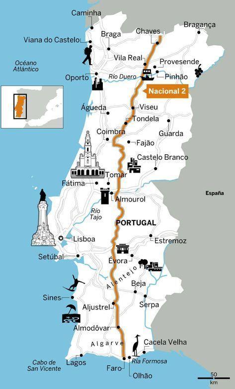 Portugal Mapa Portugal Portugal Mapa Portugal Mapa Mapa De