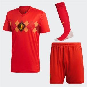 2018 World Cup Kit Belgium Home Replica Red Full Suit Bfc493 World Cup Kits France World Cup Jersey World Cup Jerseys