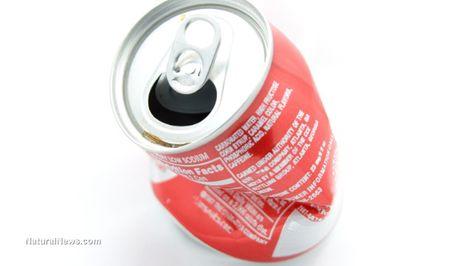 Phosphoric acid causes kidney disease, lowers bone density, is in Coca-Cola, despite label 'no artificial flavors, no preservatives'