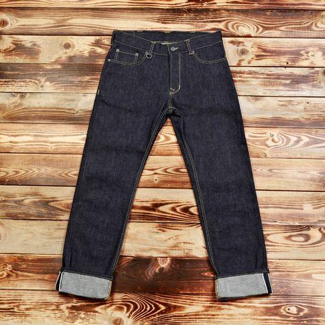 Pike Brothers 1958 Roamer Pant Klassische 50er Jahre Workwear Jeans