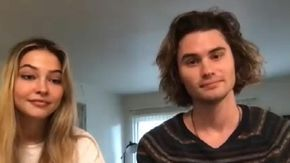 Outer Banks Cast On That Finale And Season 2 Full Interview Outer Banks Tv Show Casting Outer